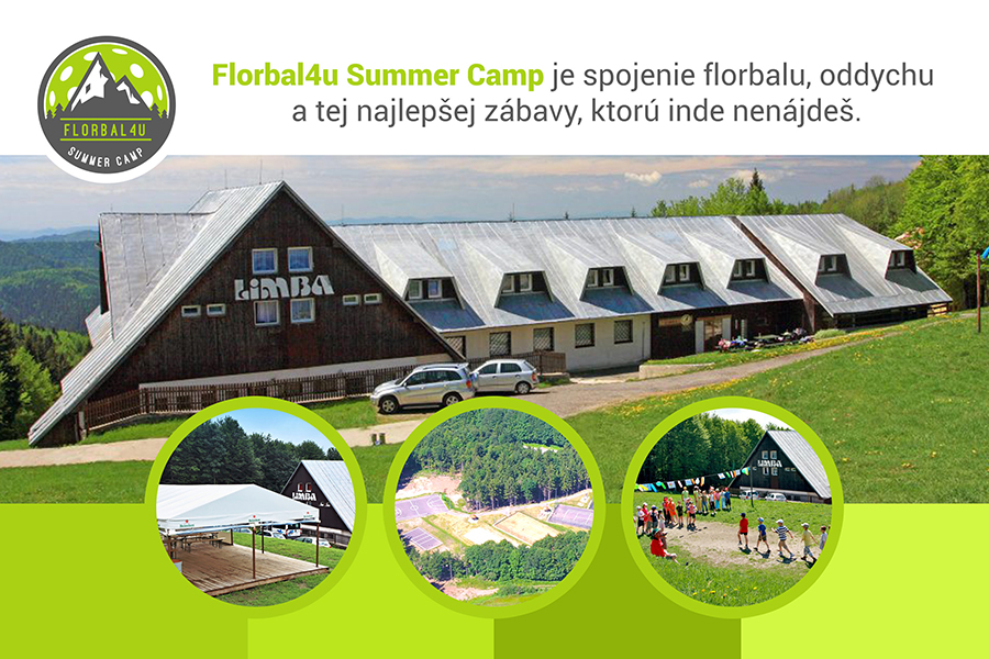 Florbal4u Summer Camp 2017!