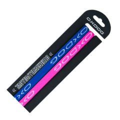 Oxdog Slim Hairband 2-pack Blue/PInk