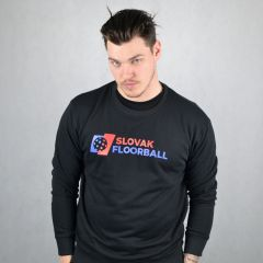 Slovak Floorball Black Sweater