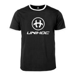 Unihoc Breeze T-Shirt Black