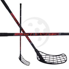 Unihoc Player 29 Black/Red 17/18