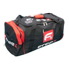 Freez Z-180 Wheel Bag Black/Red