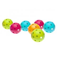 Salming Aero Ball Colour 10-pack