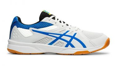 Asics Upcourt 3 White/Blue