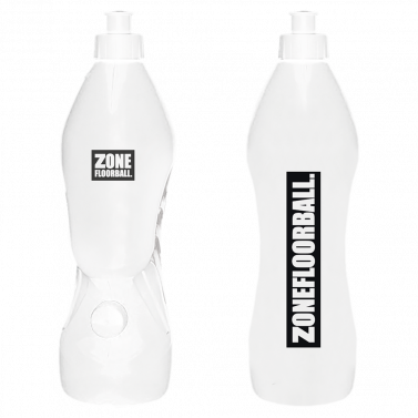 Zone Water Bottle Pure Dual White
