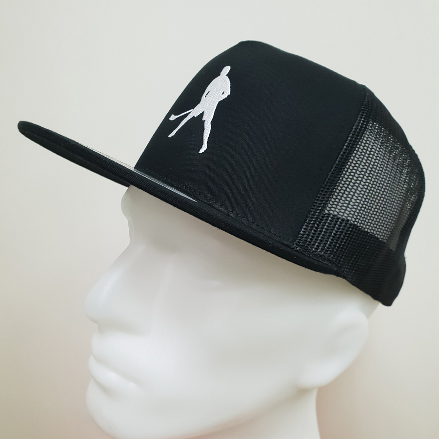 FLRBL White Player Cap