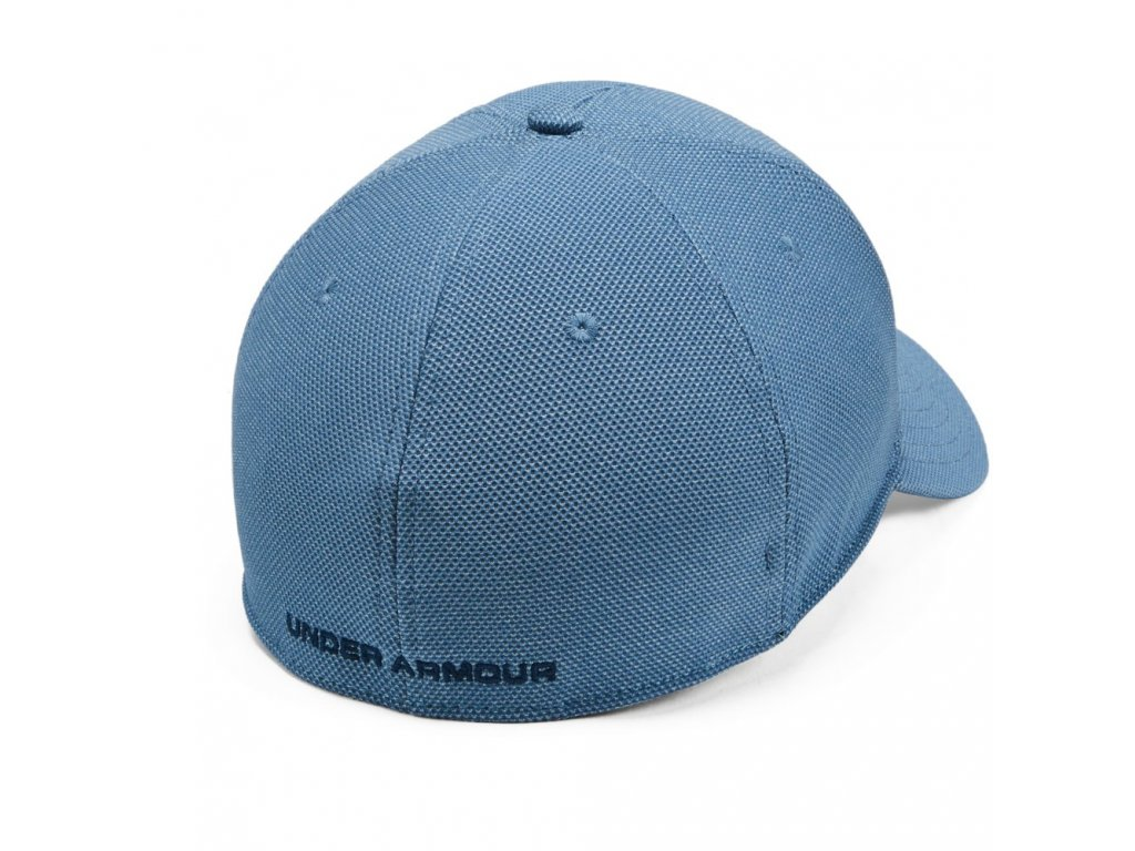 Under Armour Heathered Blitzing 3.0 Cap Blue