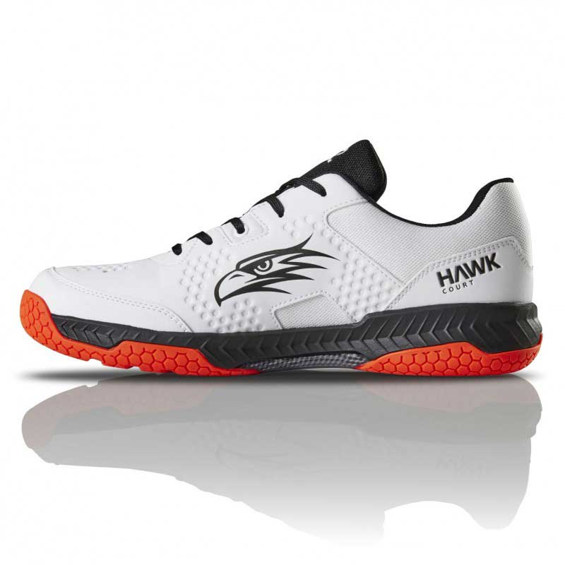 Salming Hawk Court Men White/Black